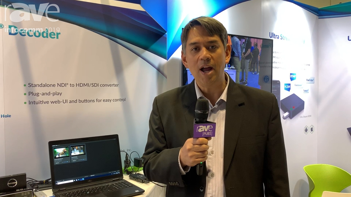 InfoComm 2019: Magewell's Magewell Bridge for NDI Is Software for Capturing Video Streams
