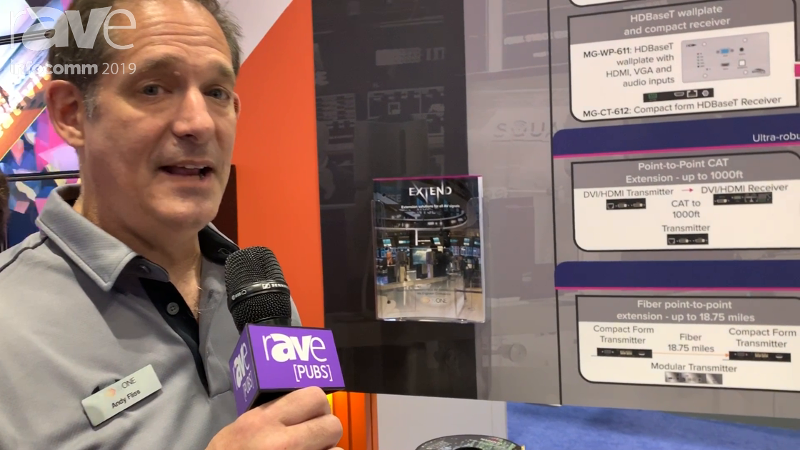 InfoComm 2019: tvONE Features 1T-SX-654 Ultra-Thin HDMI Switcher With ARC and Audio Breakout