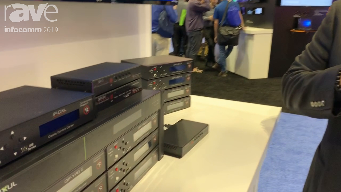 InfoComm 2019: Contemporary Research Showcases IPTV Distribution and Control Solutions