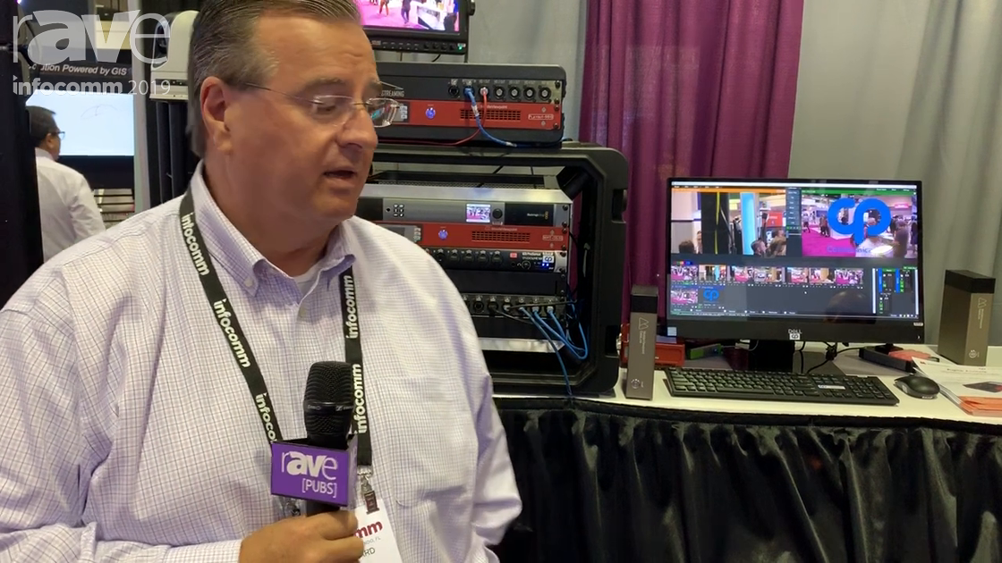 InfoComm 2019: CP Communications Highlights Datalink With Four Modems for Mobile Data Transmission