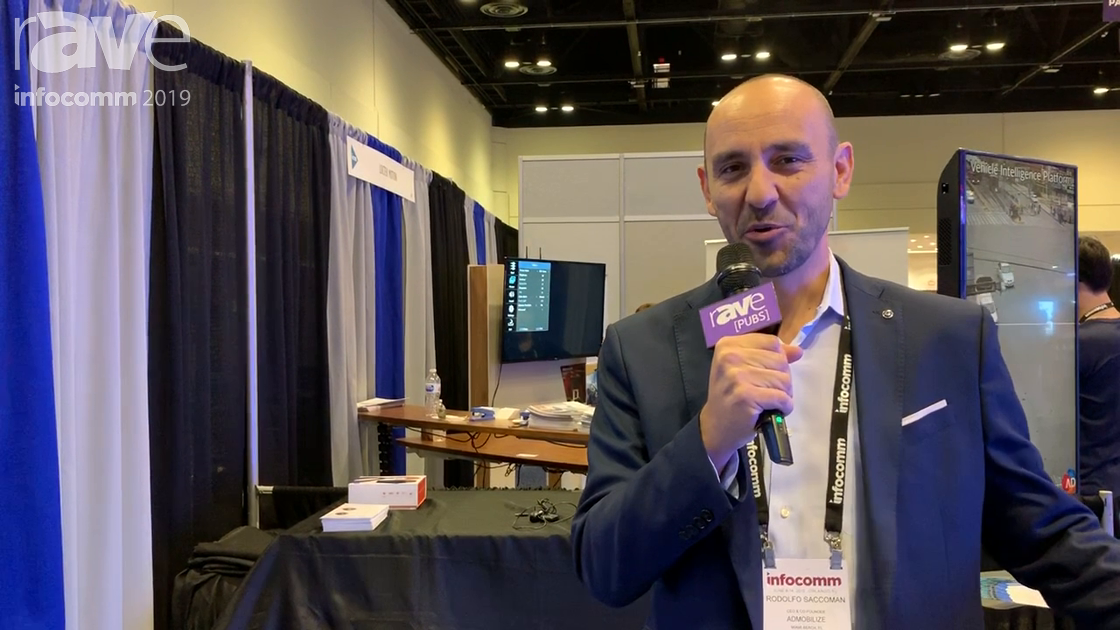 InfoComm 2019: AdMobilize Talks About Audience Measurement for Digital Signage DOOH