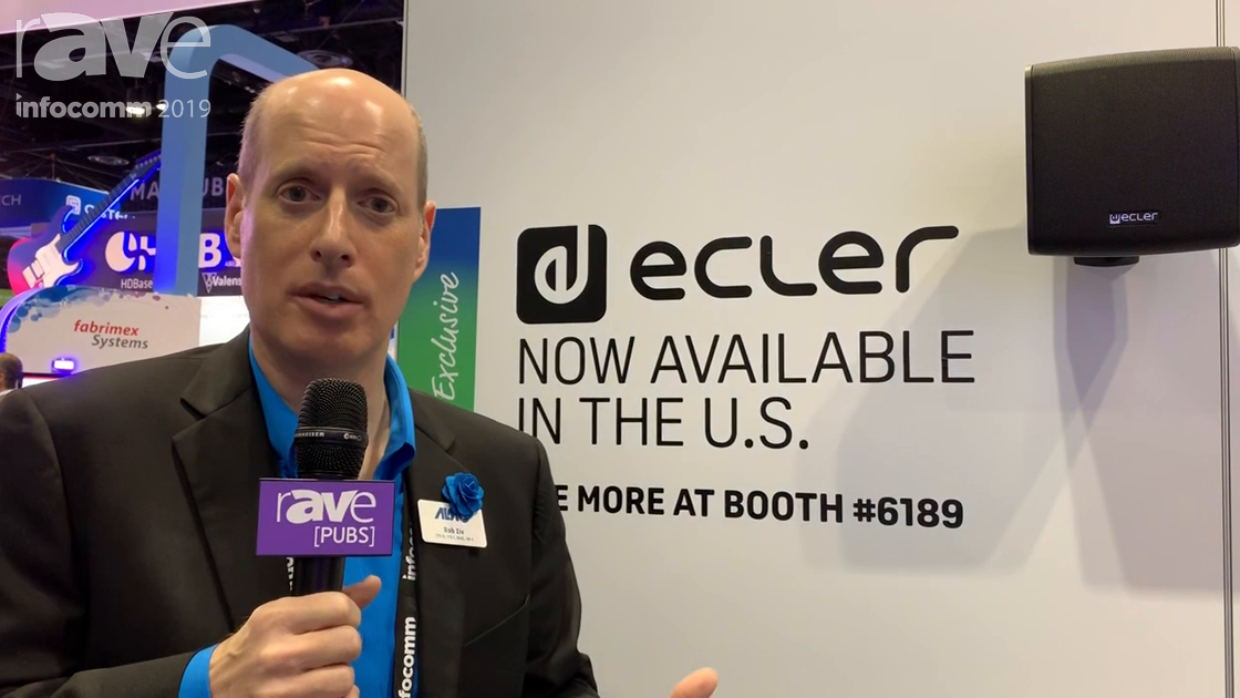 InfoComm 2019: Almo Pro AV Is the Exclusive U.S. Distributor of Audio Brand Ecler