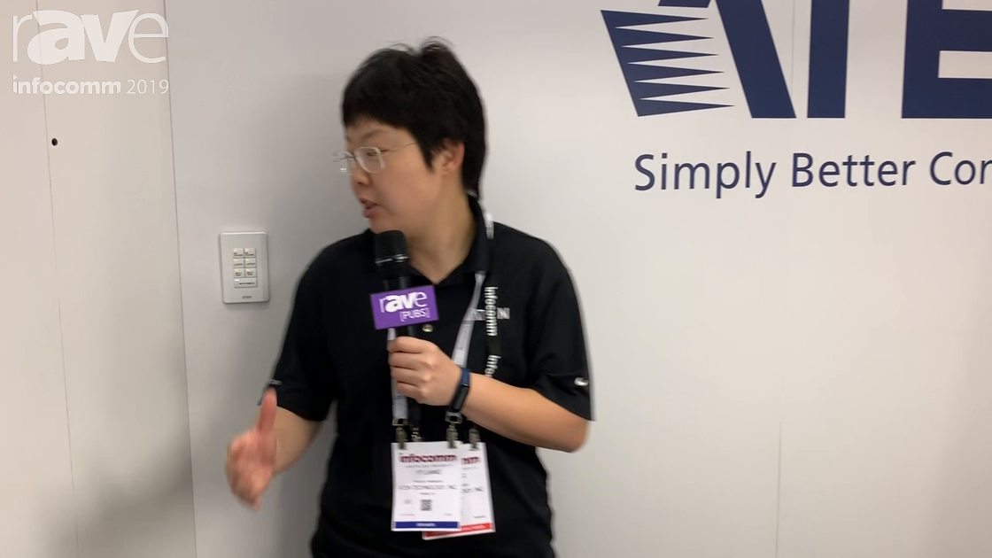 InfoComm 2019: ATEN Shows the VP2730, VK2100 and VK108US Control Keypads