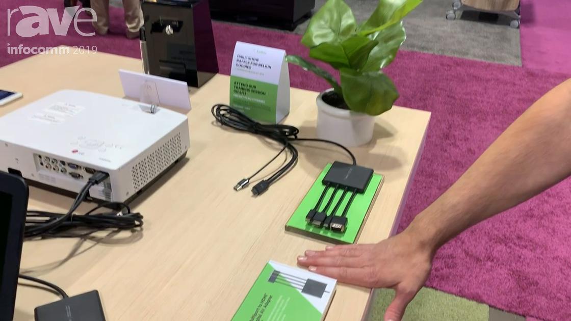 InfoComm 2019: Belkin International Showcases Its Multiport to HDMI Digital AV Adapter