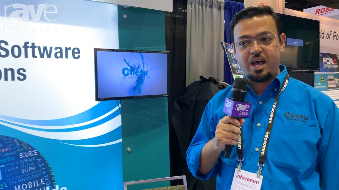 InfoComm 2019: Chetu Offers Custom Software Solutions