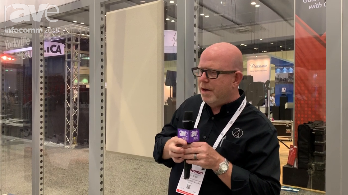 InfoComm 2019: Audio-Technica Features Its ATUC-IR Infrared Discussion System