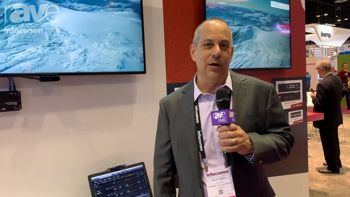InfoComm 2019: Lightware Shows Off Cisco Intergration With Configuration Wizard