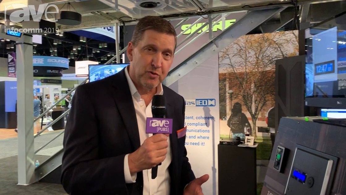 InfoComm 2019: AtlasIED Shows Off the Z-Series SHS Strategically Hidden Speaker System