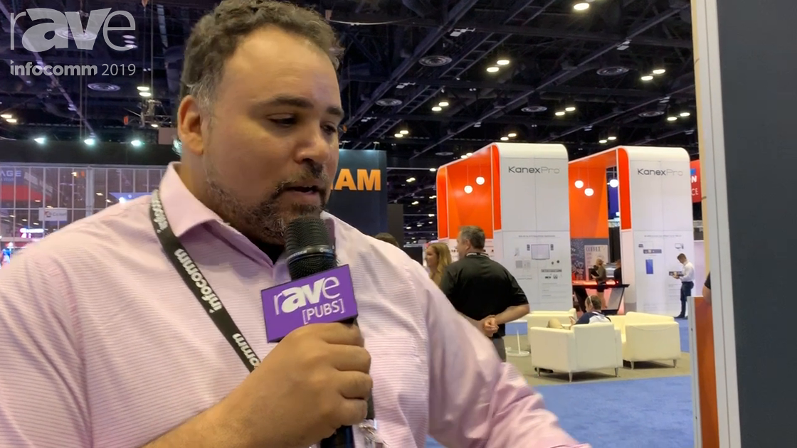 InfoComm 2019: Ingram Micro Showcases the Comhear MyBeam Directional Speaker