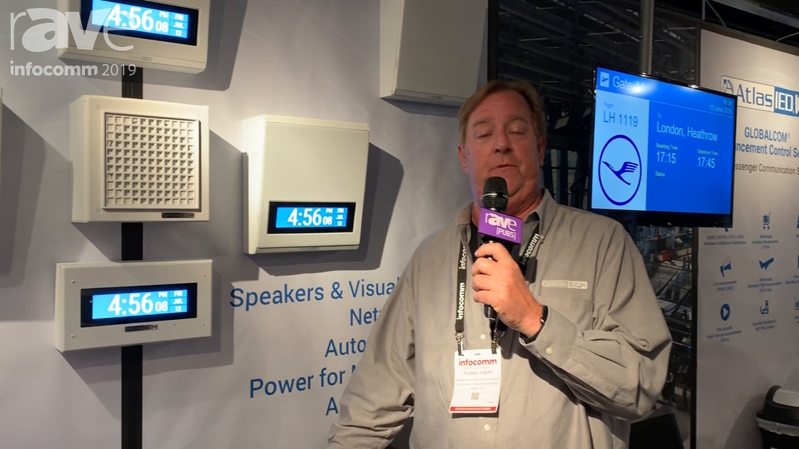 InfoComm 2019: AtlasIED Shows IPX Endpoints