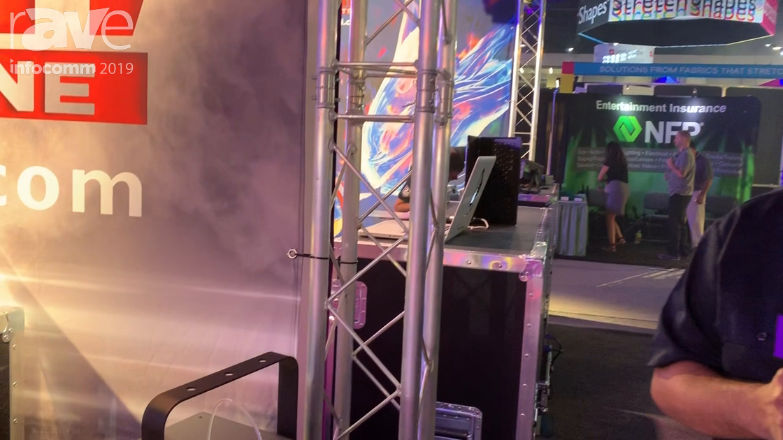 InfoComm 2019: Antari Introduces Z390 Phaser, an 8-Hour Smoke Effects and Fog Machine