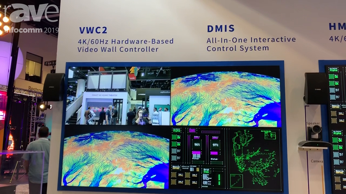 InfoComm 2019: DigiBird Introduces DMIS, a Network Based Interactive Control System