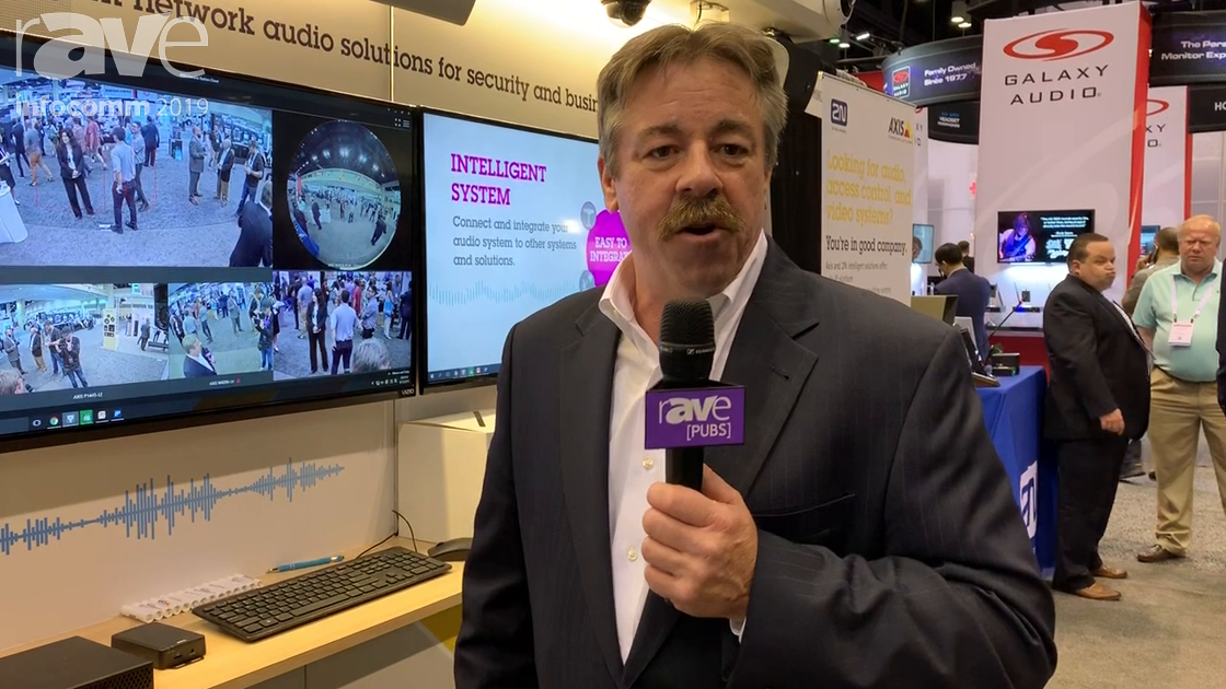 InfoComm 2019: Axis Communications Talks About Audio Management Software System