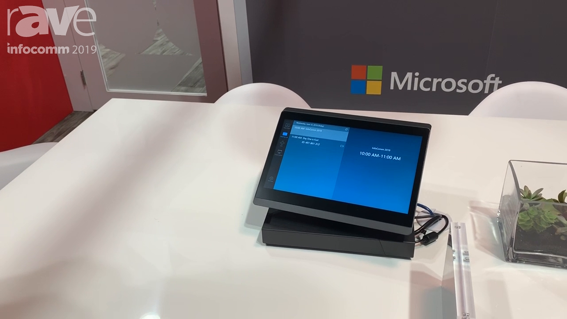 InfoComm 2019: Lenovo Presents ThinkSmart Hub 500 Touch Controls for Zoom Rooms