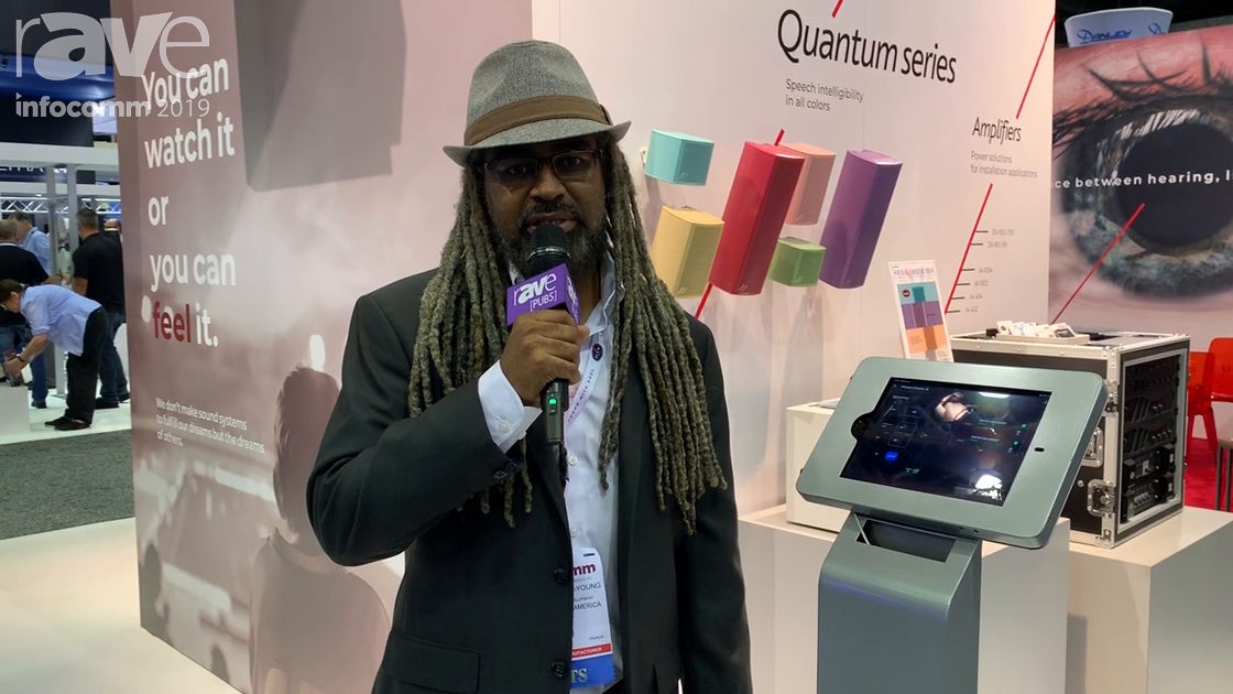 InfoComm 2019: DAS Audio Presents DASlink Group Manager Software App