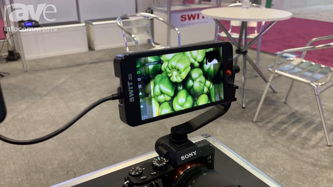 InfoComm 2019: SWIT Electronics Introduces On-Camera Monitors