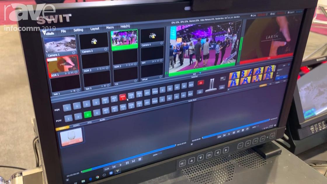 InfoComm 2019: SWIT Electronics Introduces New 4K Studio Monitors