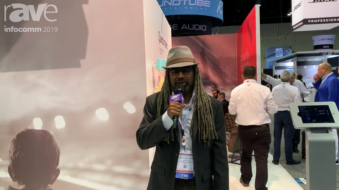 InfoComm 2019: DAS Audio Shows Vantec Series of Portable Loudspeakers