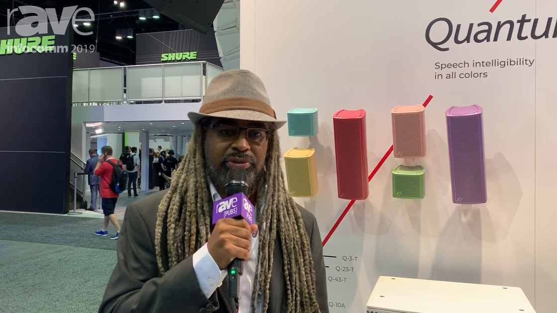 InfoComm 2019: DAS Audio Presents Low-Impedence Quantum Speaker Series
