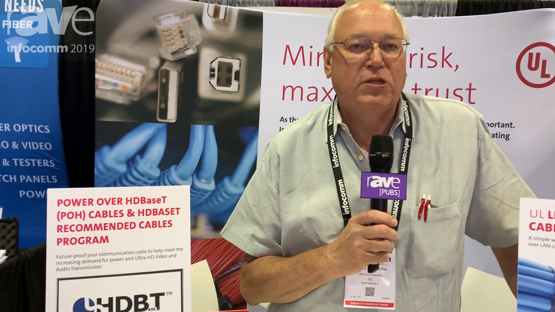 InfoComm 2019: UL Talks About Safety and Performance Testing