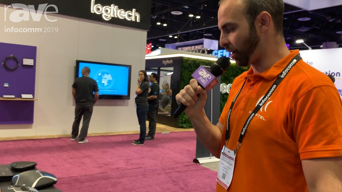 InfoComm 2019: Konftel Presents Konftel 800 Conference Phone