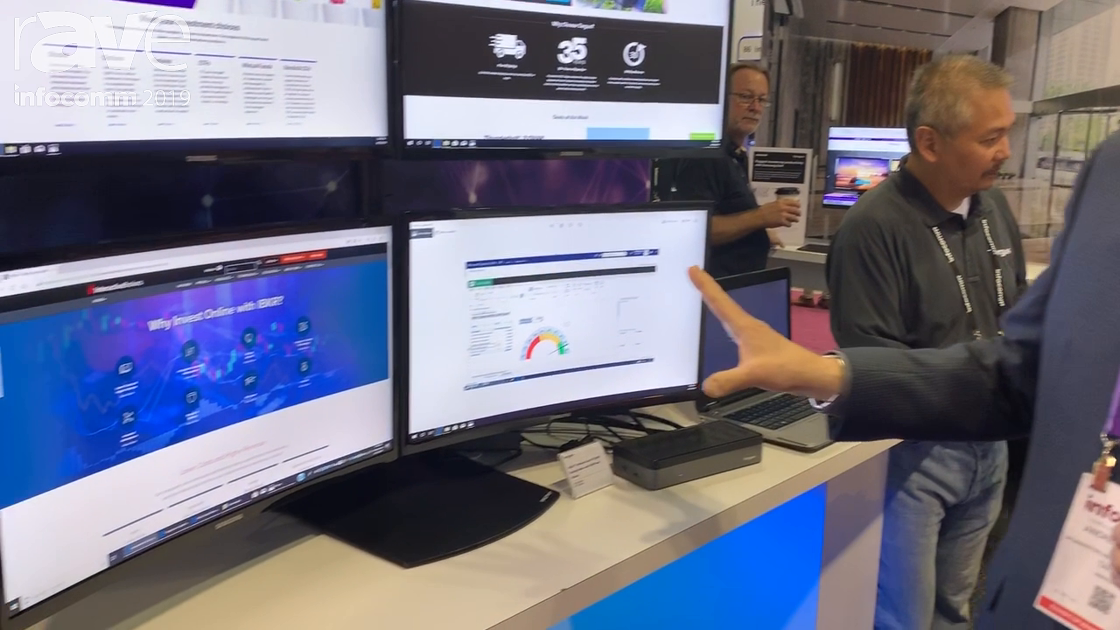 InfoComm 2019: Targus Launches DOCK570USZ, a Universal Quad 4K Video Dock for Multiple Displays