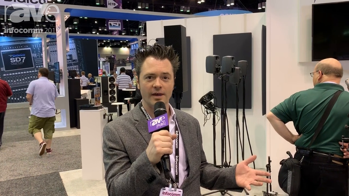 InfoComm 2019: Earthworks Announces Wireless Capsule Vocal Microphone, the SR3314
