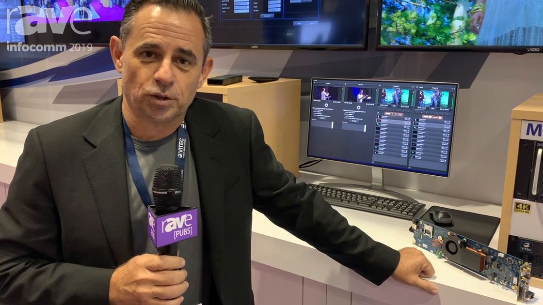 InfoComm 2019: VITEC Shows MGW Ace Decoder, a Professional Portable HEVC & H.264 Decoder
