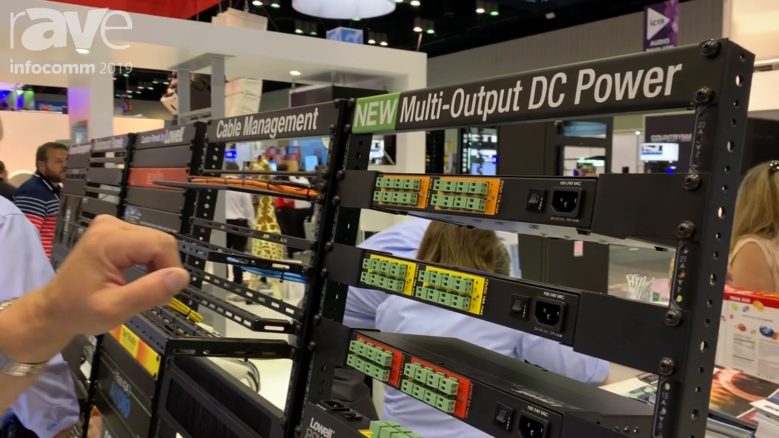 InfoComm 2019: Lowell Manufacturing Features DCP Series of Multi-Output DC Power Supplies