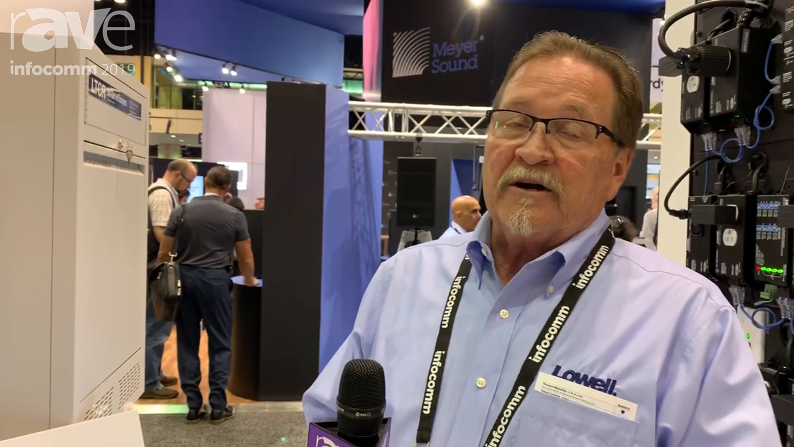 InfoComm 2019: Lowell Manufacturing Presents In-Wall Boxes and IWBK-1414 with Breakaway