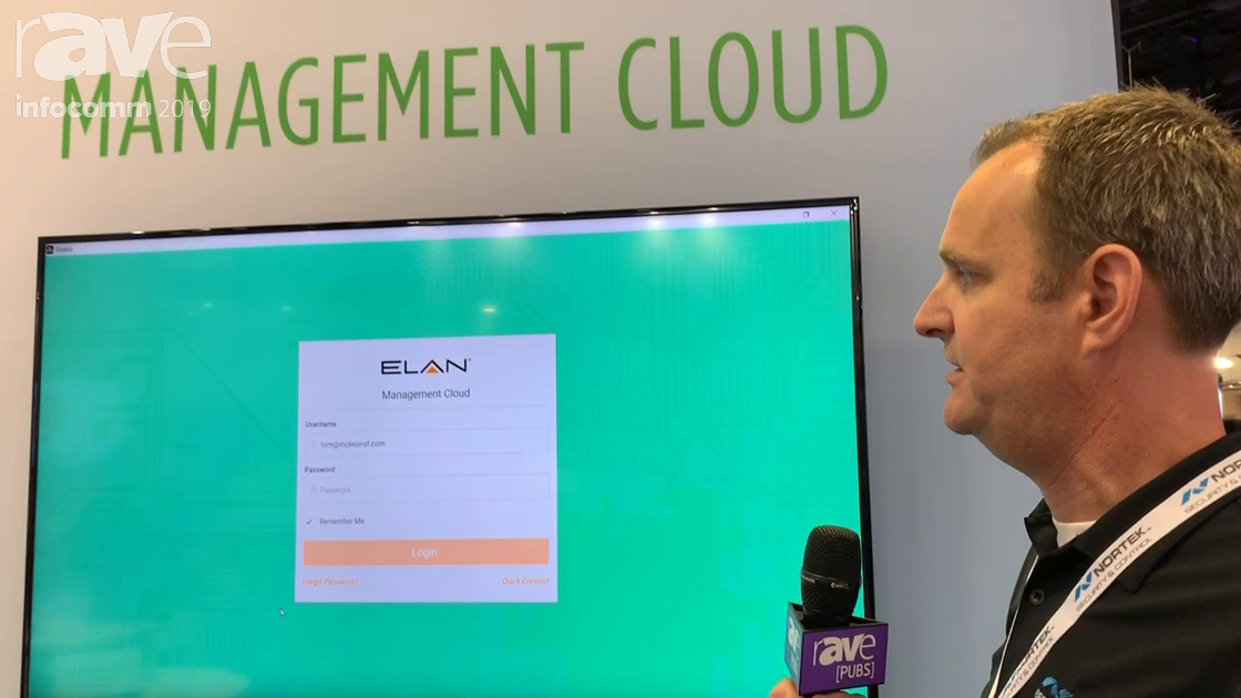 InfoComm 2019: Nortek Security Demos New Cloud Management System for Dealers to Manage Installations