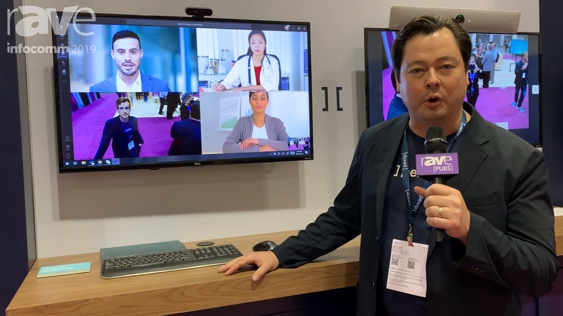InfoComm 2019: Pexip Talks About Native Interoperability for Microsoft Teams and Skype for Business