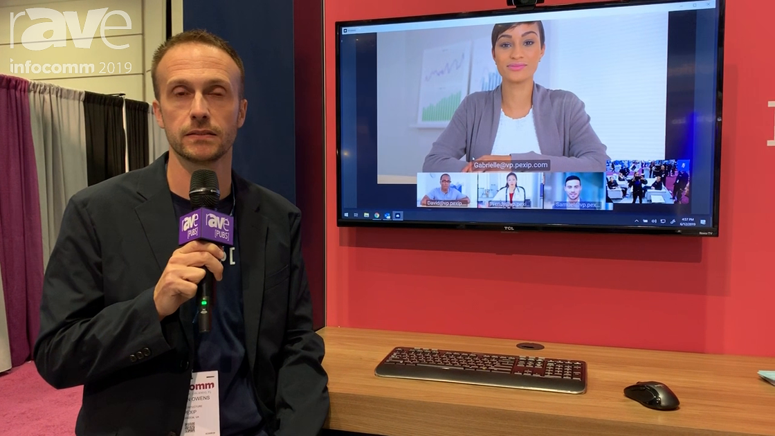 InfoComm 2019: Pexip Introduces Pexip Meeting Service and Video Conferencing Solution