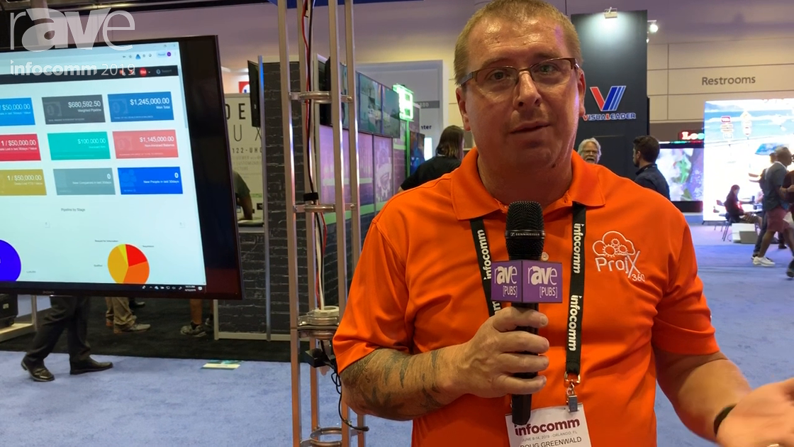 InfoComm 2019: ProjX360 Shows New Inventory Management System for the Custom Integration Market