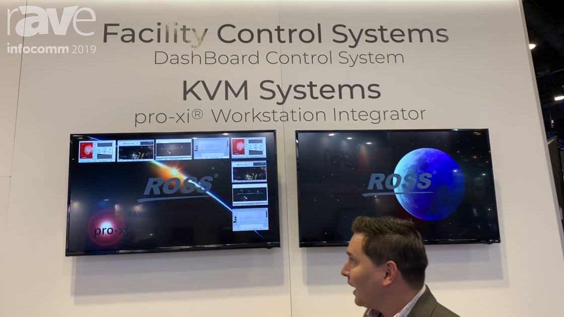 InfoComm 2019: Ross Video Limited Presents pro-xi Workstation Integrator for Control Room Operators
