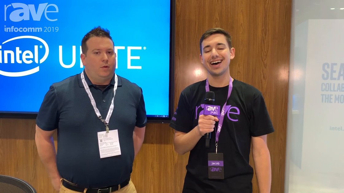 InfoComm 2019: Jacob Blount and Nick Diligente Talk About Current by GE's Partnership With Intel