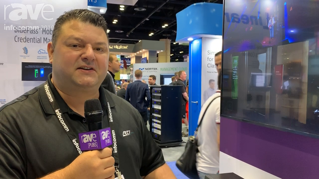 InfoComm 2019: RTI Shows VMS-7414K MultiViewer Allowing up to 4 Sources to be Viewed Simultaneously