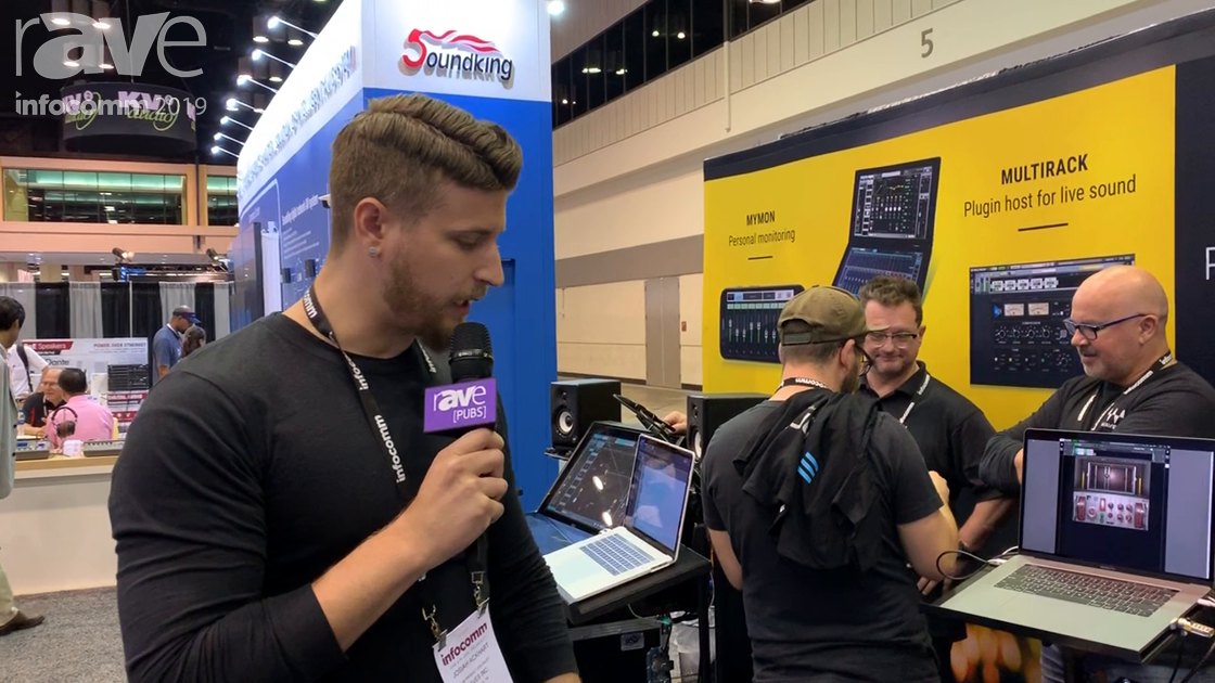 InfoComm 2019: Waves Audio Features Its Soundgrid BR1, AVB Bridge