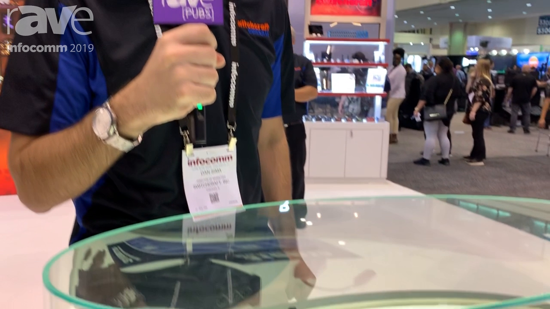 InfoComm 2019: Switchcraft Shows Its SD104QA Four-Channel Dante Output Box