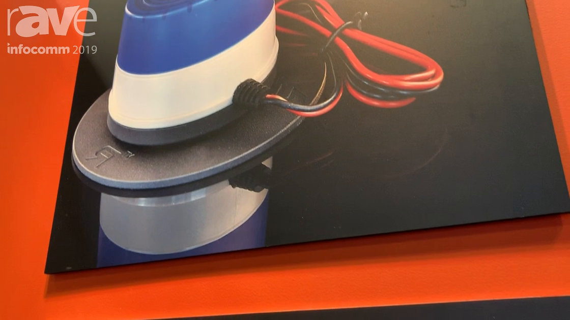 InfoComm 2019: Revolution Acoustics Showcases Its SSP6 Transducer Multiducer