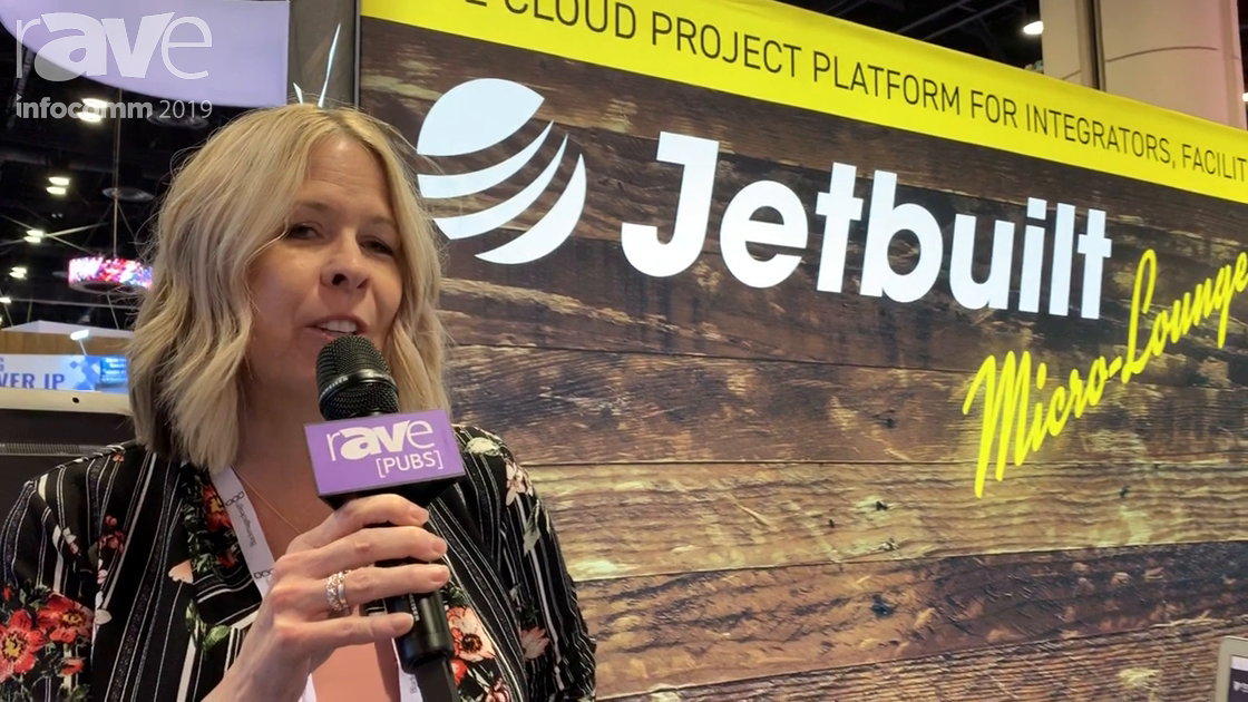 InfoComm 2019: Jetbuilt Is a Cloud-Based AV Estimating Software