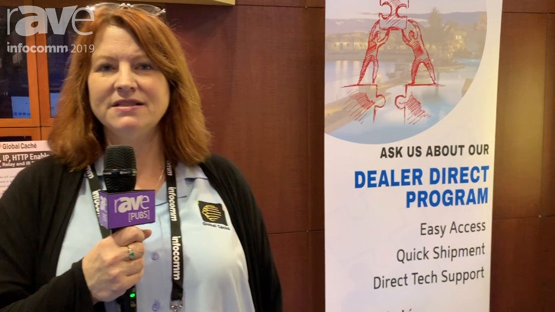 InfoComm 2019: Global Cache Announces Dealer Direct Program