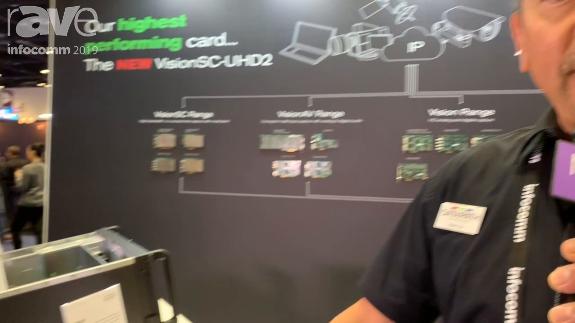 InfoComm 2019: Datapath Presents Iolite 12i Video Wall Processor with Windows 10 and 12 HDMI Outputs