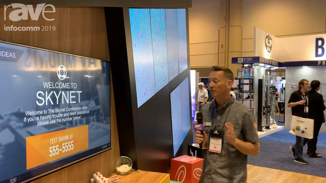InfoComm 2019: Carousel Carousel Talks Digital Sigange Player Integration With Mersive Solstice