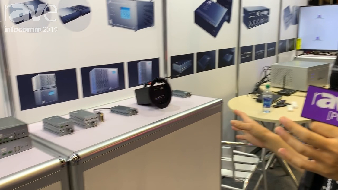 InfoComm 2019: Kensence Presents Signal Extenders and Signage Converters