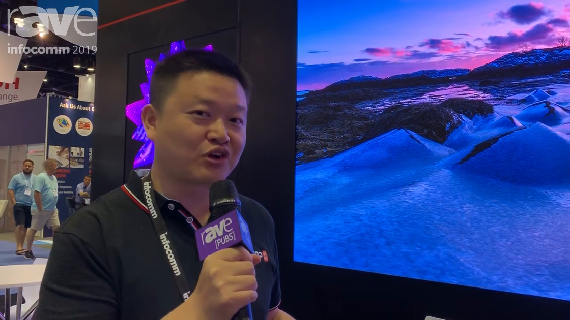 InfoComm 2019: Shenzhen Retop Shows Off Indoor Fine Pixel Pitch LED Display
