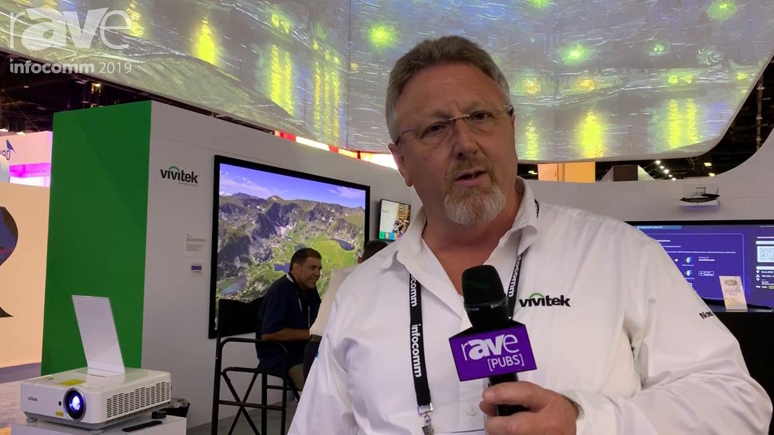 InfoComm 2019: Vivitek Introduces a DK2688 4K DLP Lamp-Based Projector