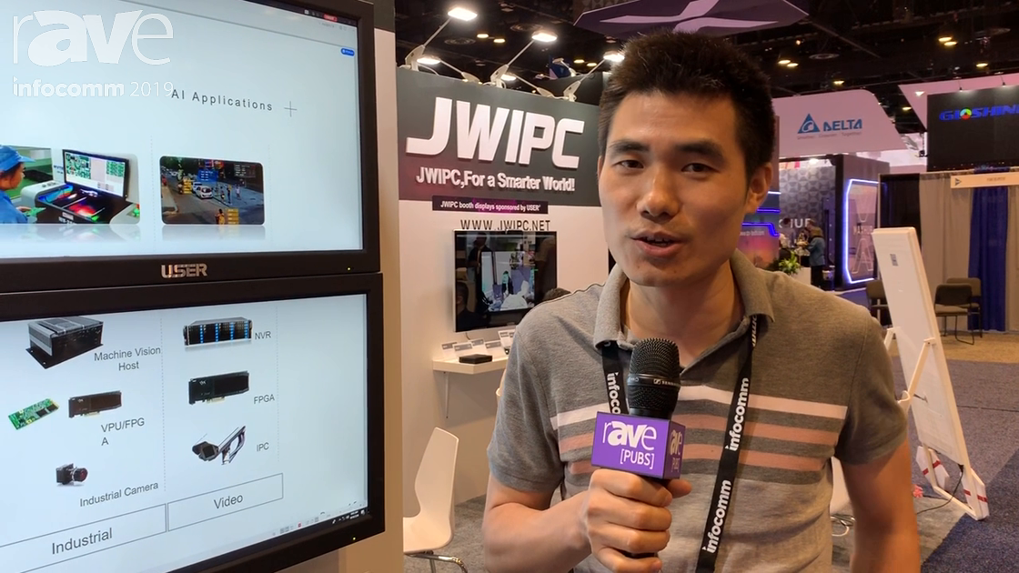 InfoComm 2019: JWIPC Showcases the M063 Intel-Based Media Player With DisplayPort