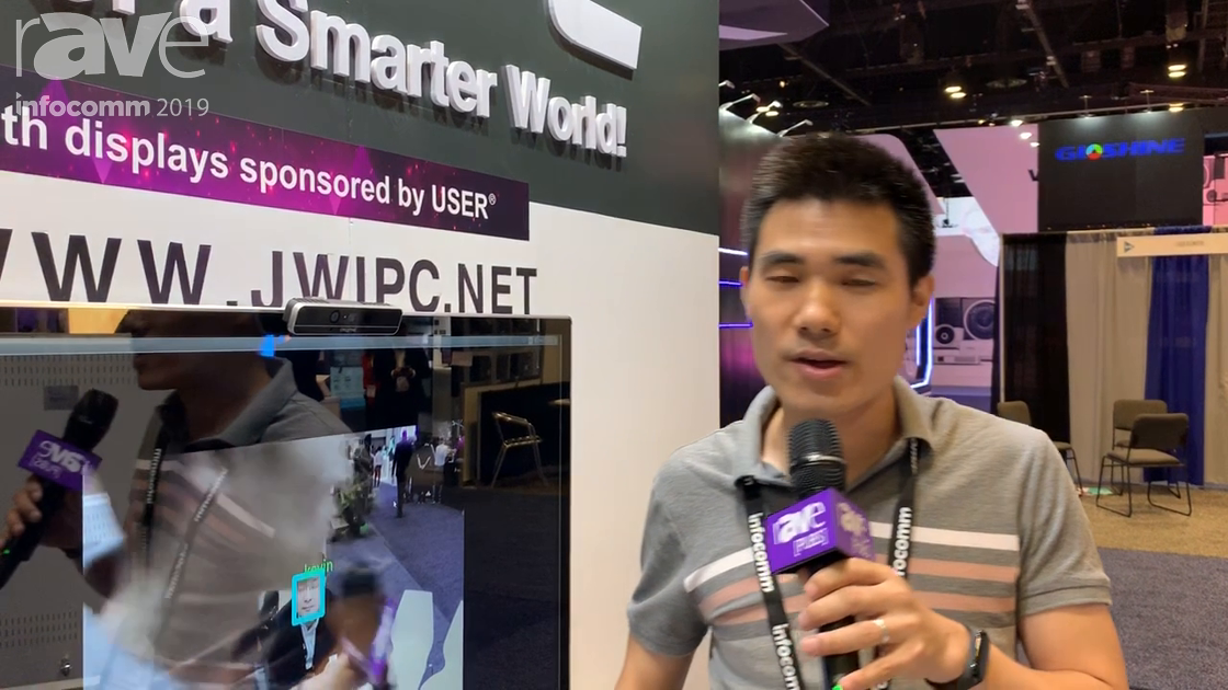 InfoComm 2019: JWIPC Talks About Its Intel-Based M065 CPU, MyriadX AI Accelerator Card