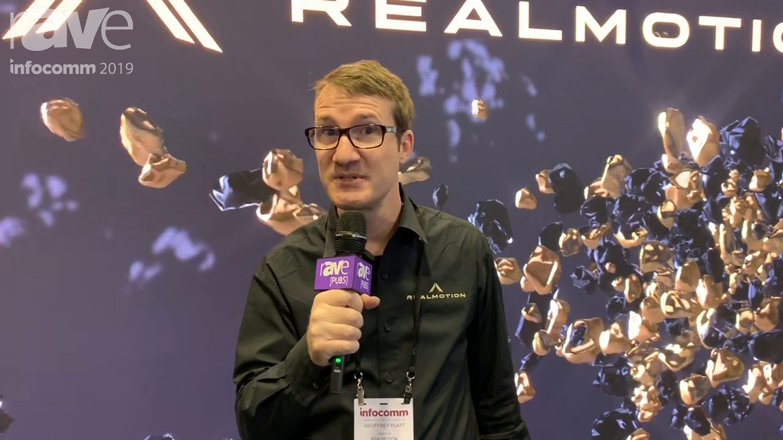InfoComm 2019: RealMotion Intros Gold Series Media Server Platform for Fixed Install